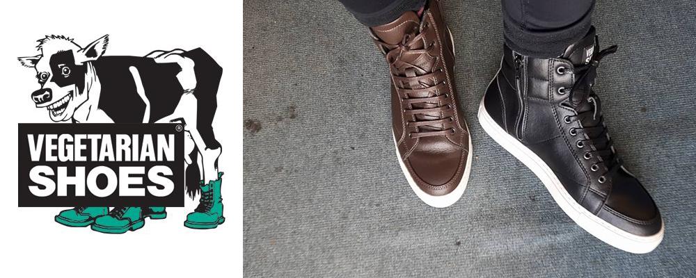 Vegetarian Shoes est l une des premières marques de chaussures véganes qui  existe. Fondée en 1990 en Angleterre, elle présente un choix assez large  qui, ... d43dd77594b4