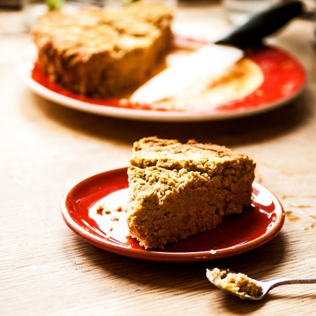 Gâteau végane & sans gluten