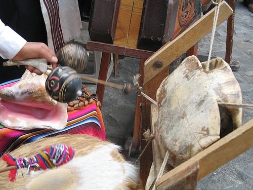 Traditional Guatemalan Musical Instruments