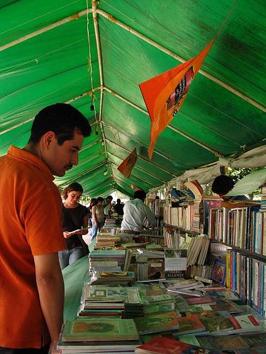 Book Fair for Saint James Celebrations