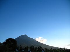 Casa Antigüeña: Volcán de Agua Panoramic View