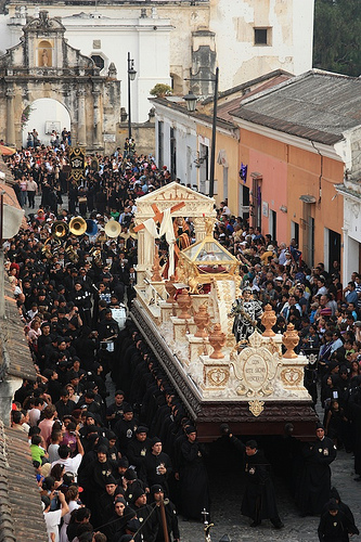 Holy Week: The Processions