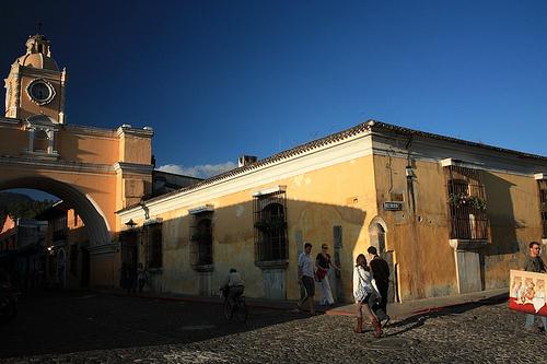 Corner at Calle del Arco