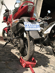 Motorcycle Clamp