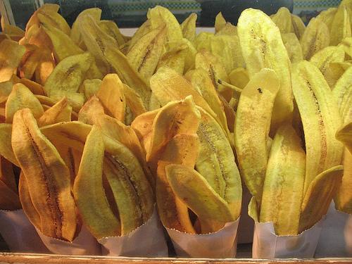Feria Food: Plataninas