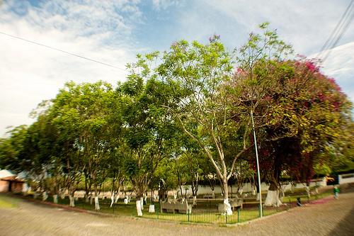 Plaza A La Paz