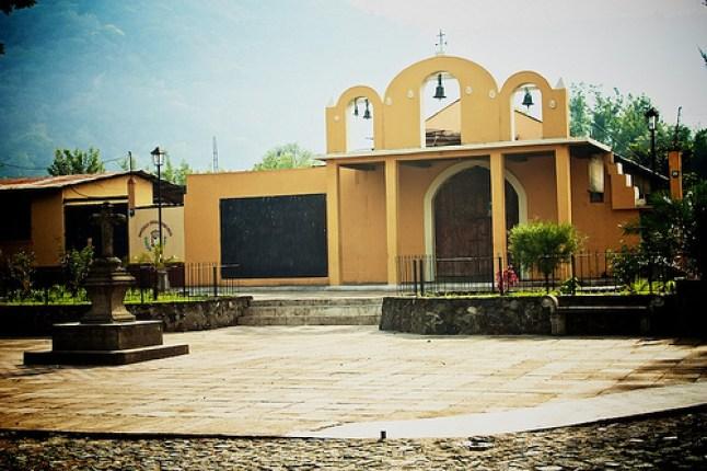 Antigua Churches: Santa Catarina Bobadilla