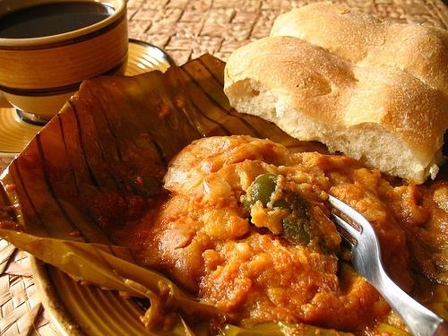 Guatemalan Weekend Tamal Breakfast