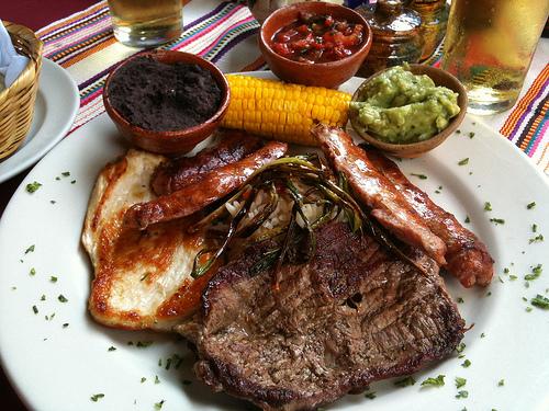 Guatemalan Cuisine: Parrillada Chapina by Rudy Giron