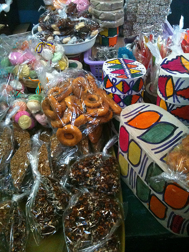Guatemalan Sweets Stand by  Rudy Girón