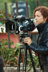 Scenes from the film Polvo: María Secco by  Rudy Girón