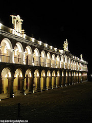 New Lighting for Palacio de Los Capitanes