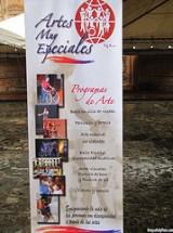 Festival Artes Especiales Banner by Rudy Girón