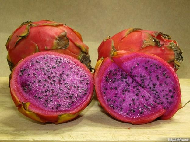 Guatemalan Fruit: Pitaya