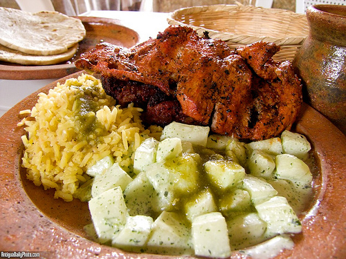 Guatemalan Cuisine: Carne adobada by Rudy Girón