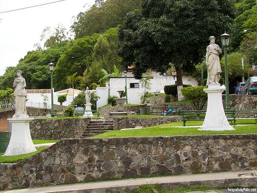 Plazuela La Candelaria