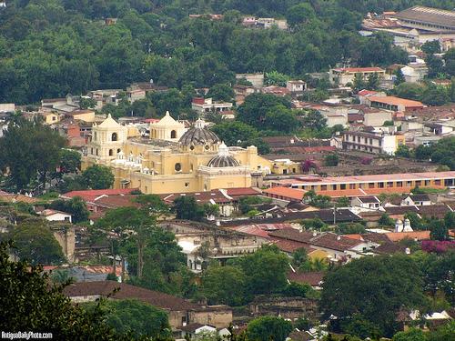 Antigua Guatemala Panoramic Vista