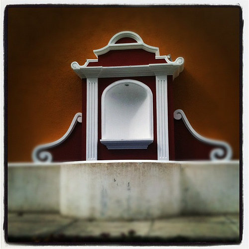 Detalles arquitectónicos de La Antigua Guatemala by Rudy A. Girón