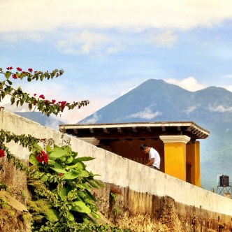 The Quality of Life in the Enchanting Antigua Guatemala by Rudy Giron