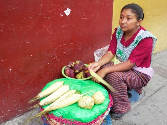 The street vending issue by Rudy Giron