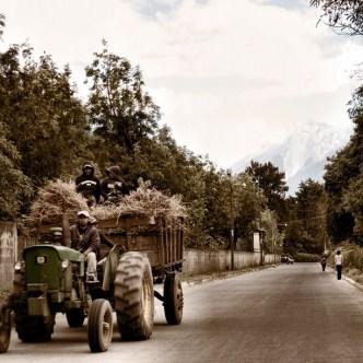 Antigua Guatemala Back Roads by Rudy Giron
