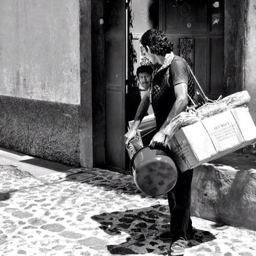 Dishware, Pans and Pots Ambulant Vendors by Rudy Giron