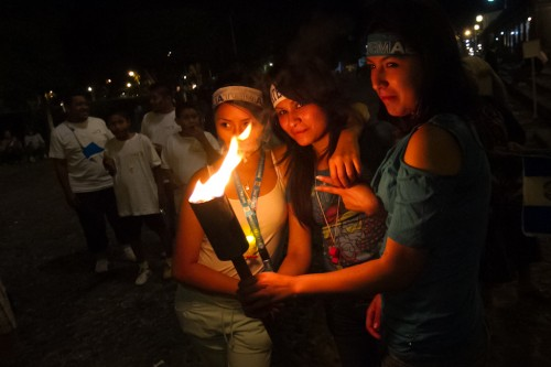 Guatemalan Independence Celebrations by Nelo Mijangos