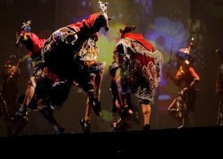 INGUAT shows for the OAS by Nelo Mijangos