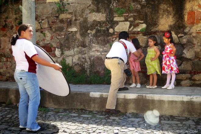 Rudy Giron: AntiguaDailyPhoto.com &emdash; Every Wall Is A Backdrop