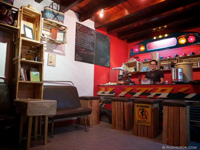 Rudy Giron: AntiguaDailyPhoto.com &emdash; Tretto Caffé Is Back