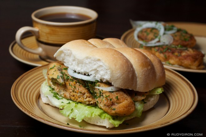 Rudy Giron: Guatemalan gastronomy &emdash; Pan con Chile Relleno