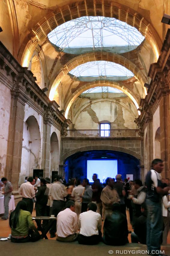 Rudy Giron: AntiguaDailyPhoto.com &emdash; Students of the History of Antigua Guatemala Certificate