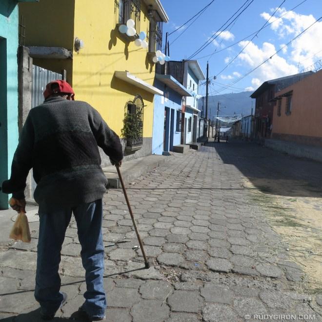 Rudy Giron: AntiguaDailyPhoto.com &emdash; Buying the morning bread