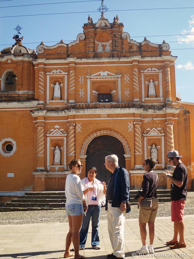Rudy Giron: AntiguaDailyPhoto.com &emdash; Touring the Antigua Guatemala Villages