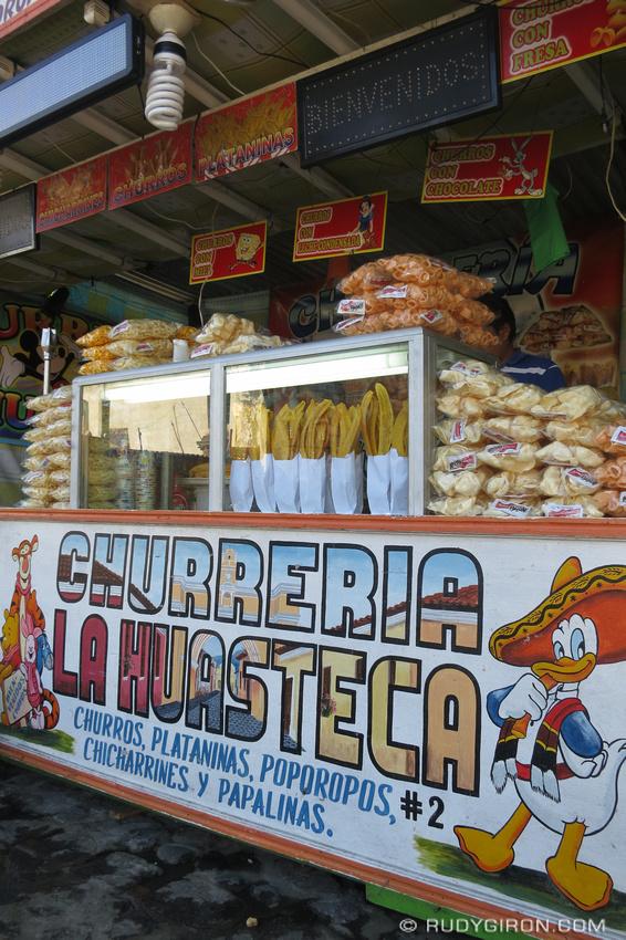 Rudy Giron: AntiguaDailyPhoto.com &emdash; Churreria La Huasteca