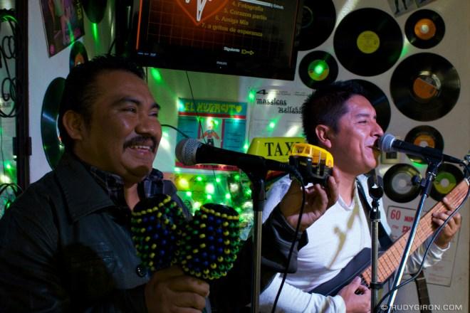 Rudy Giron: AntiguaDailyPhoto.com &emdash; Live music at Panadería Santa Clara