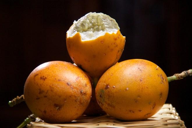 Rudy Giron: Fruits and Vegetables &emdash; Guatemalan Fruit: Granadilla