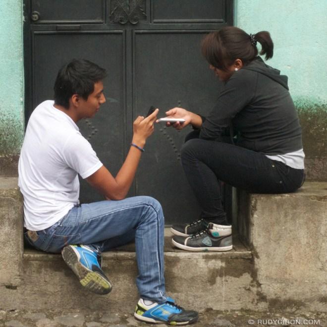 Rudy Giron: Antigua Guatemala &emdash; Modern Chats