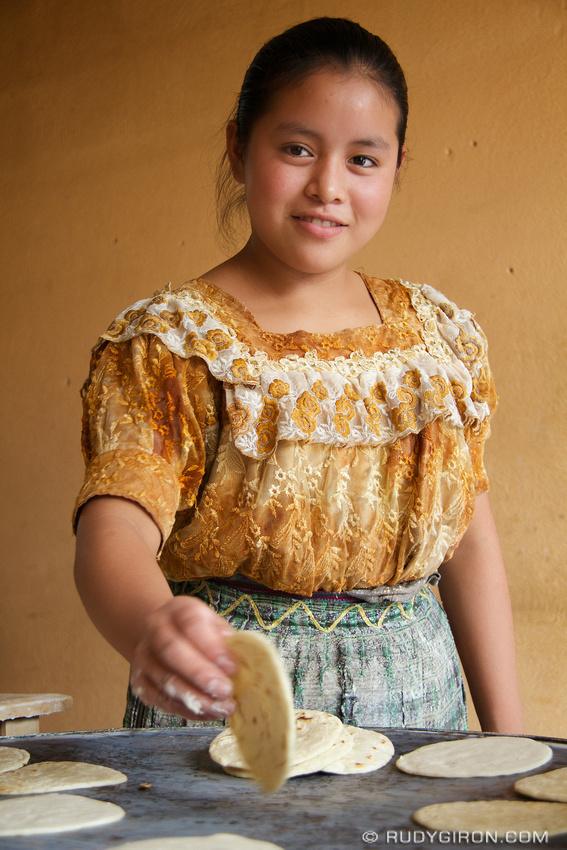Rudy Giron: Antigua Guatemala &emdash; Authentic Guatemalan Smiles