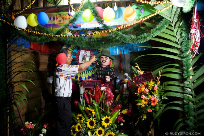 Rudy Giron: Antigua Guatemala &emdash; Let's Celebrate Maximón Day