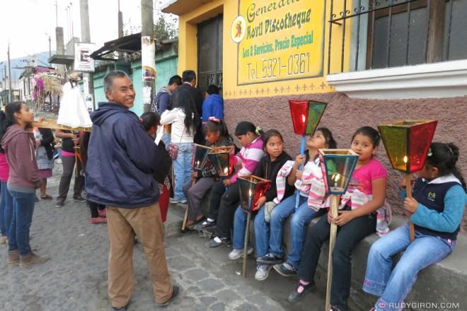 Rudy Giron: Antigua Guatemala &emdash; It's Posada Time in Antigua Guatemala