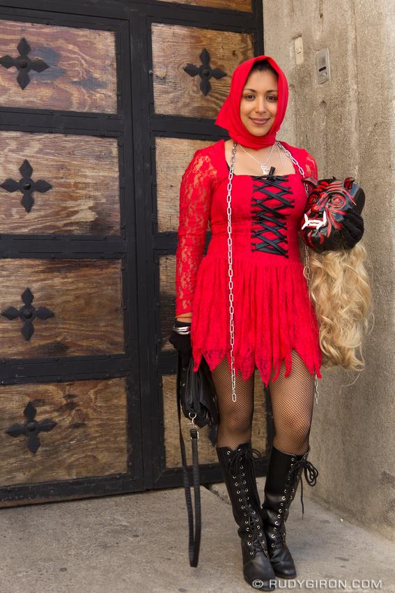 Rudy Giron: Antigua Guatemala &emdash; Devil woman from Ciudad Vieja