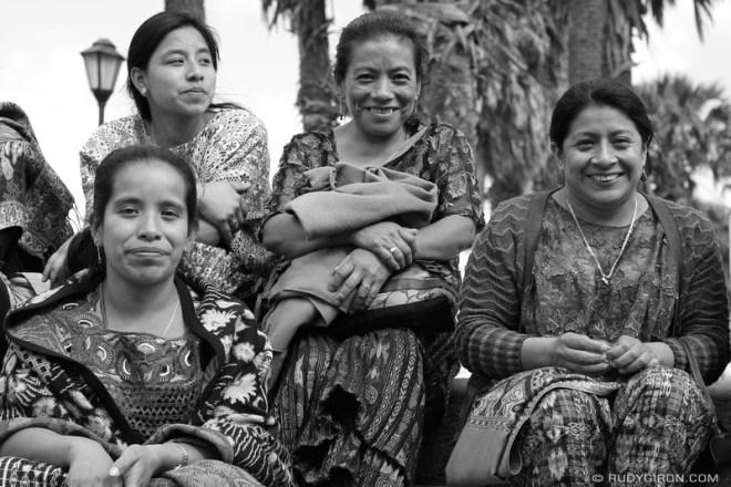 Rudy Giron: Antigua Guatemala &emdash; Mayan Smiles from Antigua Guatemala