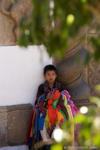 Boyhood in Guatemala by Rudy Giron