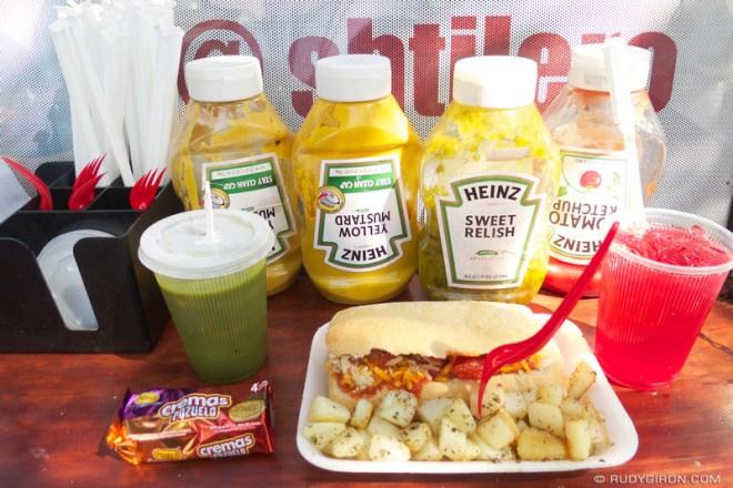 Rudy Giron: Antigua Guatemala &emdash; Shtilero Food Truck Sandwich