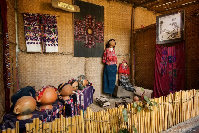 Rudy Giron: Mayan Weavers and Textiles &emdash; Tocoyales Exhibit at Museo del Tejido Antiguo