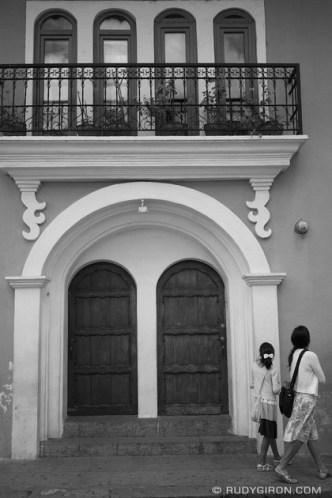 © Double Door Archway, Antigua Guatemala by Rudy Giron