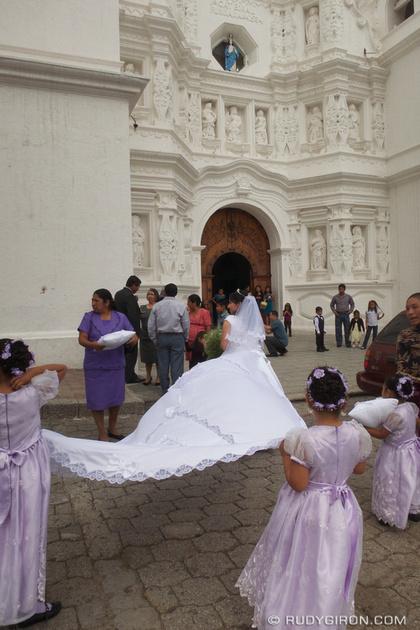 Rudy Giron: Antigua Guatemala &emdash; The Bride from Ciudad Vieja 2