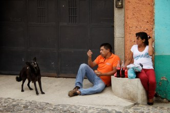 Authentic Slices of Daily Life from Antigua Guatemala