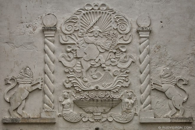 Rudy Giron: Antigua Guatemala &emdash; Iconography from La Antigua Guatemala